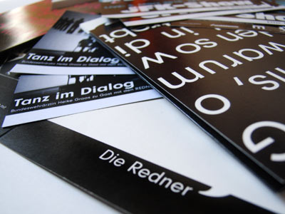 promotional folders for die redner